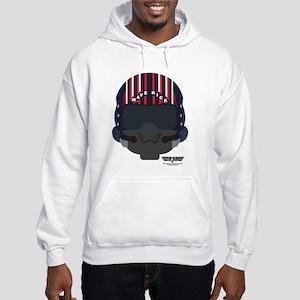 Maverick Helmet Hooded Sweatshirt