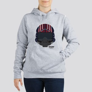 Maverick Helmet Women's Hooded Sweatshirt