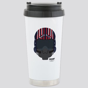 Maverick Helmet Stainless Steel Travel Mug