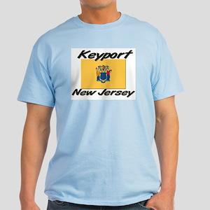Keyport New Jersey Light T-Shirt