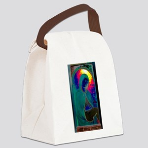 Magdalene & Jar Canvas Lunch Bag