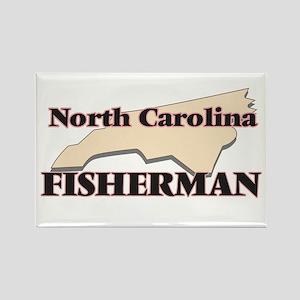 North Carolina Fisherman Magnets