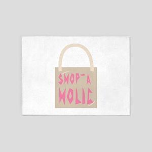 Shop-A Holic 5'x7'Area Rug