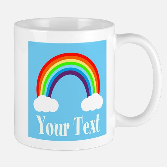 Personalizable Rainbow Mugs