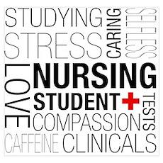 Nursing Student Box Poster