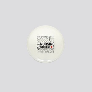 Nursing Student Box Mini Button