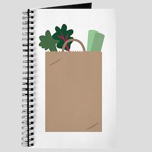 Grocery Bag Journal