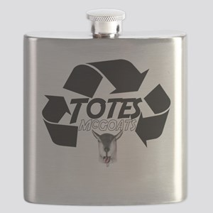 Totes McGoats Flask
