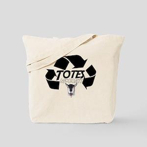 Totes McGoats Tote Bag