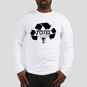 Totes McGoats Long Sleeve T-Shirt