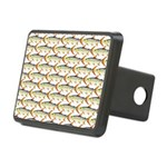 Tigerfish Pattern Hitch Cover