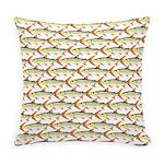 Tigerfish Pattern Everyday Pillow