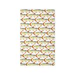 Tigerfish Pattern Area Rug