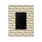 Tigerfish Pattern Picture Frame