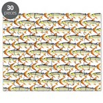Tigerfish Pattern Puzzle