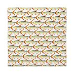 Tigerfish Pattern Queen Duvet