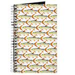 Tigerfish Pattern Journal