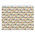 Fish Pattern 2 Wall Calendar