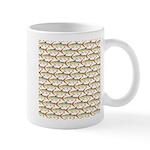 Tigerfish Pattern Mugs