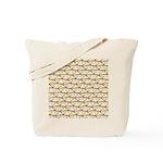 Tigerfish Pattern Tote Bag