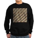 Tigerfish Pattern Sweatshirt