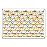 Tigerfish Pattern Banner