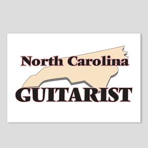 North Carolina Guitarist Postcards (Package of 8)
