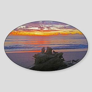 J Rowe Juno Beach, FL Sticker
