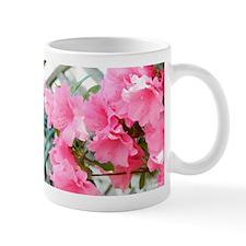 Pink Azaleas In Bloom Mug