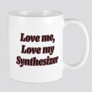 Love Me, Love My Synthesizer Mugs