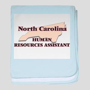 North Carolina Human Resources Assist baby blanket