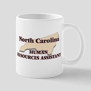 North Carolina Human Resources Assistant Mugs