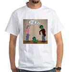 Pet Zombies White T-Shirt