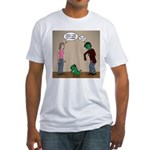Pet Zombies Fitted T-Shirt