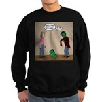 Pet Zombies Sweatshirt (dark)