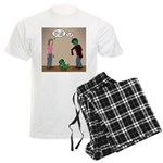 Pet Zombies Men's Light Pajamas
