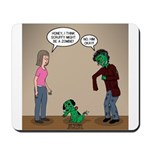 Pet Zombies Mousepad