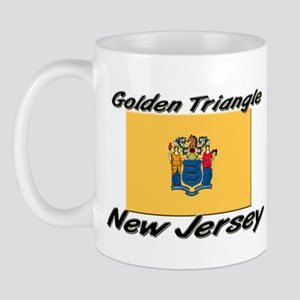Golden Triangle New Jersey Mug