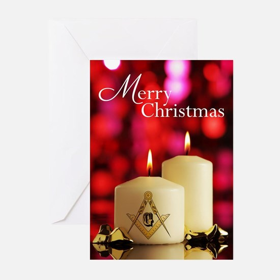 Unique Masonic Greeting Cards (Pk of 20)