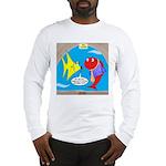 Fish Fashion Long Sleeve T-Shirt