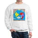 Fish Fashion Sweatshirt