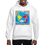 Fish Fashion Hooded Sweatshirt