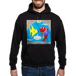Fish Fashion Hoodie (dark)