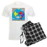 Fish Fashion Men's Light Pajamas