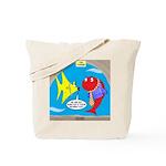 Fish Fashion Tote Bag