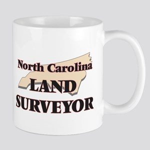 North Carolina Land Surveyor Mugs