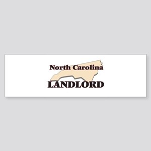 North Carolina Landlord Bumper Sticker