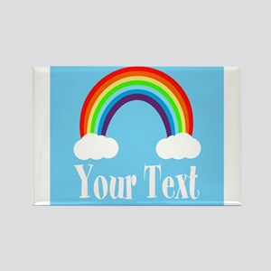 Personalizable Rainbow Magnets