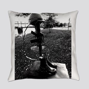 Some gave all. Everyday Pillow