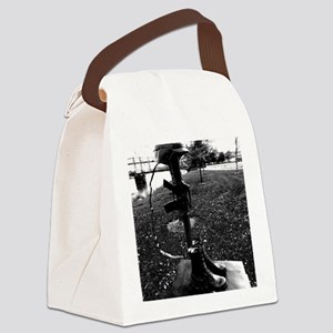 Some gave all. Canvas Lunch Bag